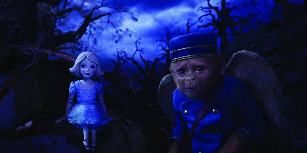 ภาพใหม่มหัศจรรย์พ่อมดแห่ง ออซ Oz: The Great and Powerful