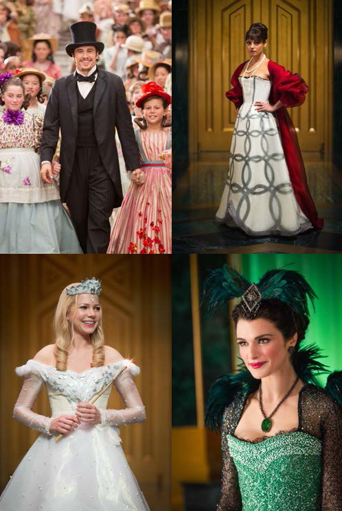 Oz: The Great and Powerful Costumes