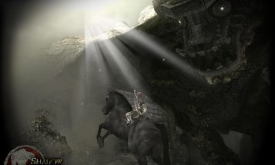 Shadow of the Colossus Wallpaper