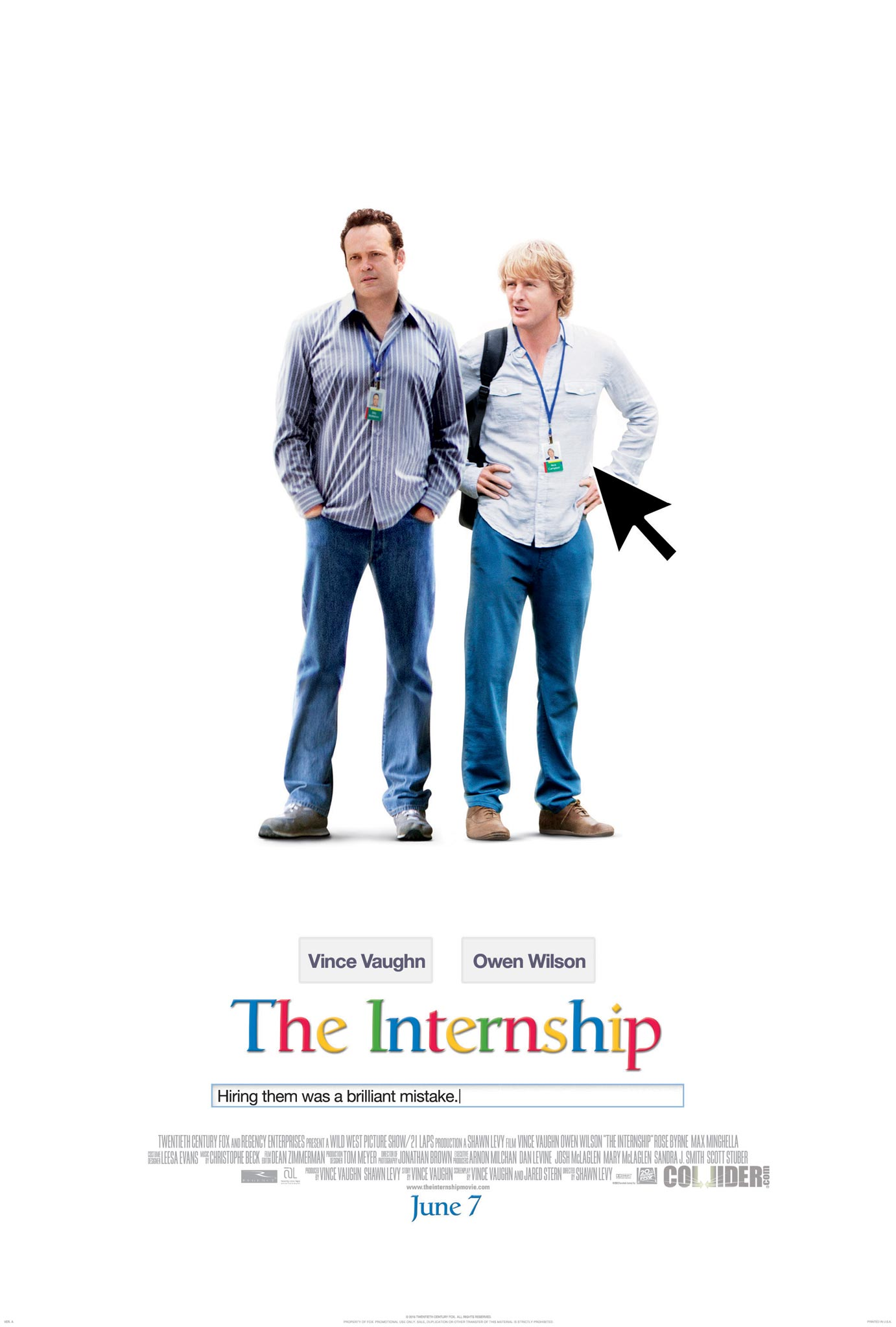 The Internship at Google