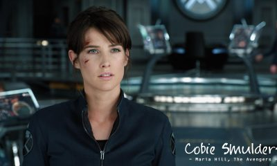 Cobie Smulders as Maria Hill