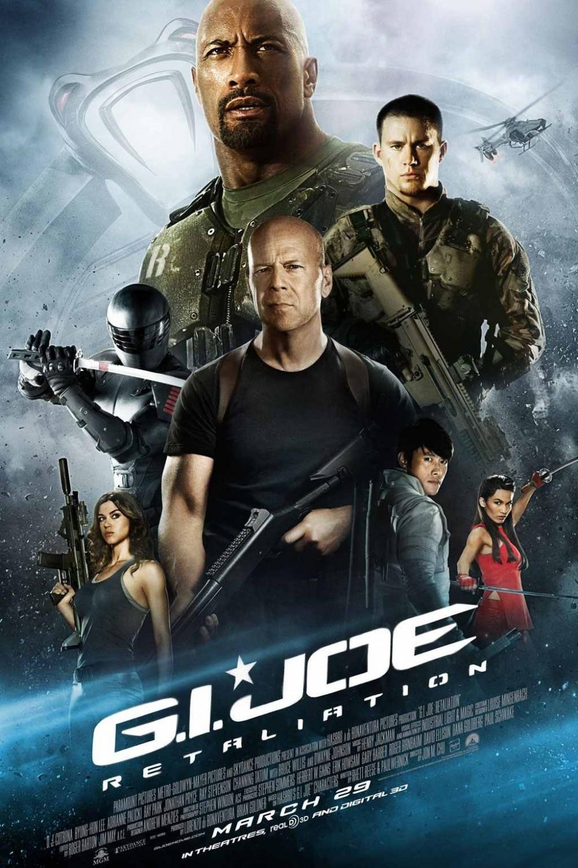 G.I. Joe: Retaliation final poster