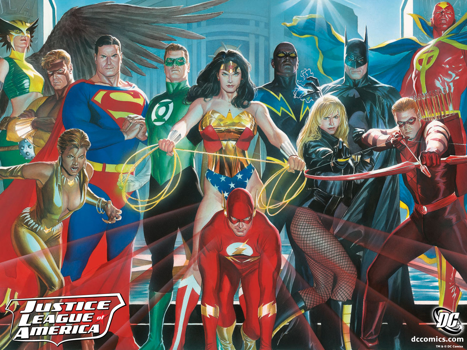 We Introduce To You The JUSTICE LEAGUE Movie 5 Core Team Members