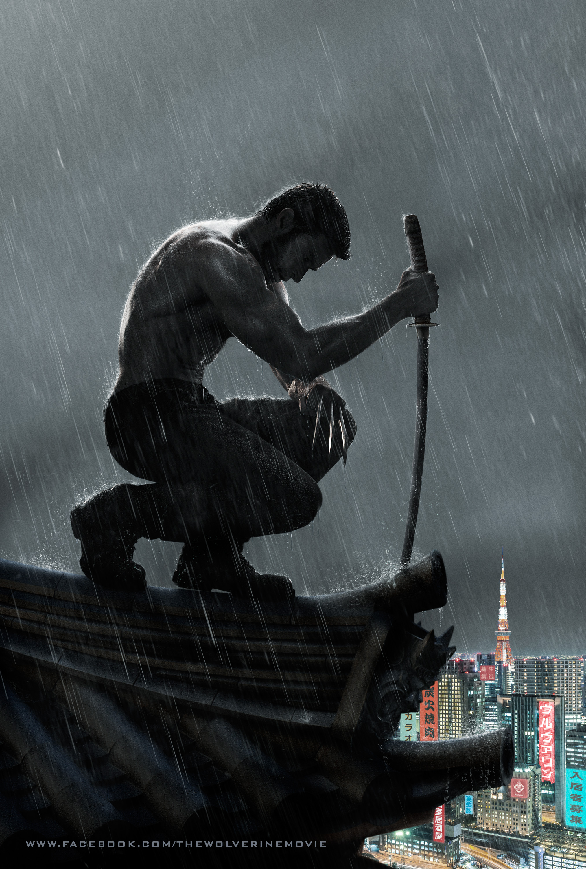 The Wolverine HD Poster