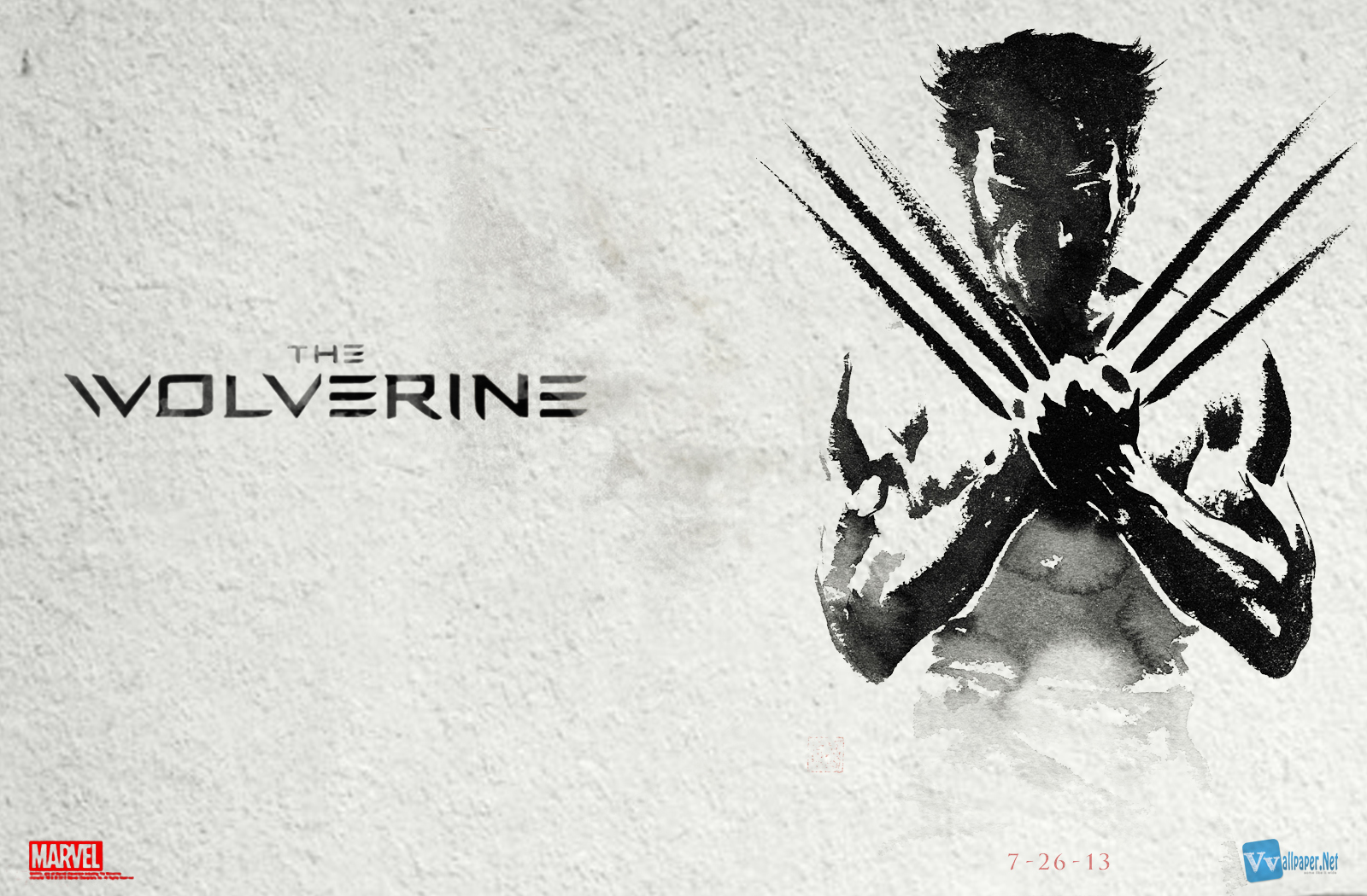 Marvel The Wolverine Movie HD Poster