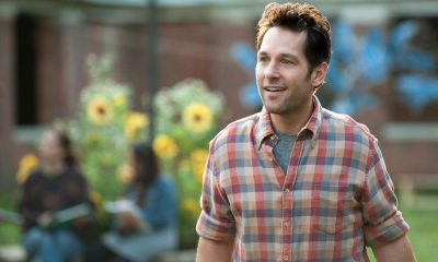 Paul Rudd stars as John in Paul Weitz's ADMISSION