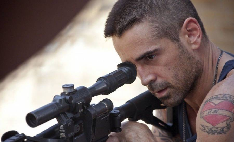 First TV Spot For DEAD MAN DOWN, Starring Colin Farrell & Noomi Rapace