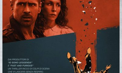 DEAD MAN DOWN International Poster