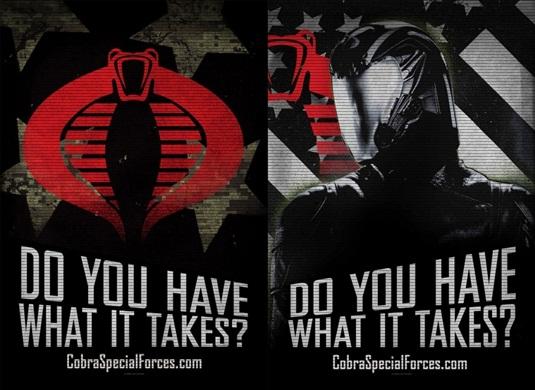 G.I. Joe Posters