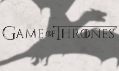 Game of Thrones Season 3 Dragon Poster