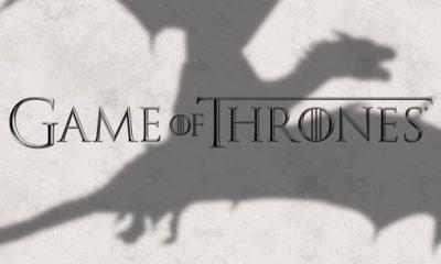 Game of Thrones Season 3 Dragon Poster