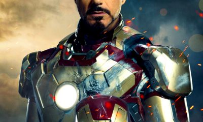 Iron Man 3 Tony Stark Poster - Empire Cover
