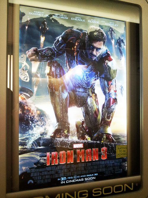 Iron Man 3 - Theatrical Poster