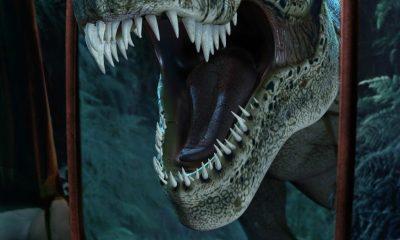Jurassic Park 3D - Poster