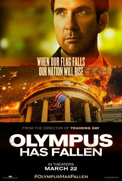 OLYMPUS HAS FALLEN Character Poster 02