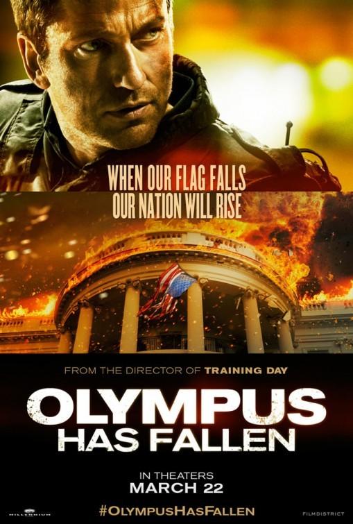 OLYMPUS HAS FALLEN Character Poster 05