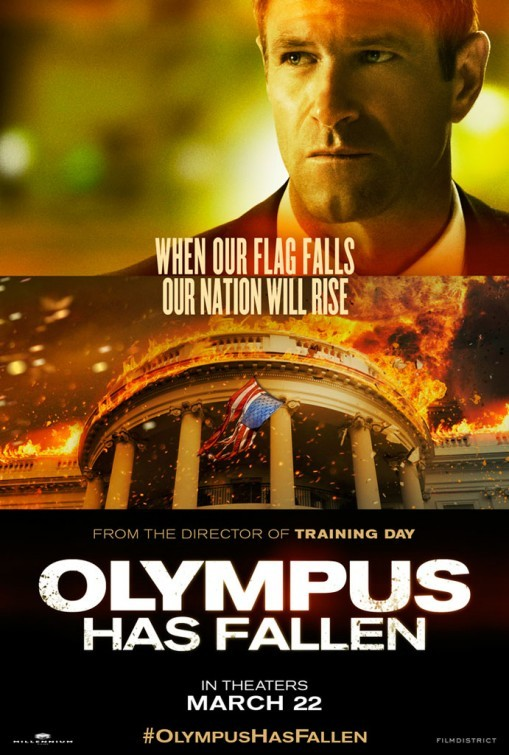 OLYMPUS HAS FALLEN Character Poster 06