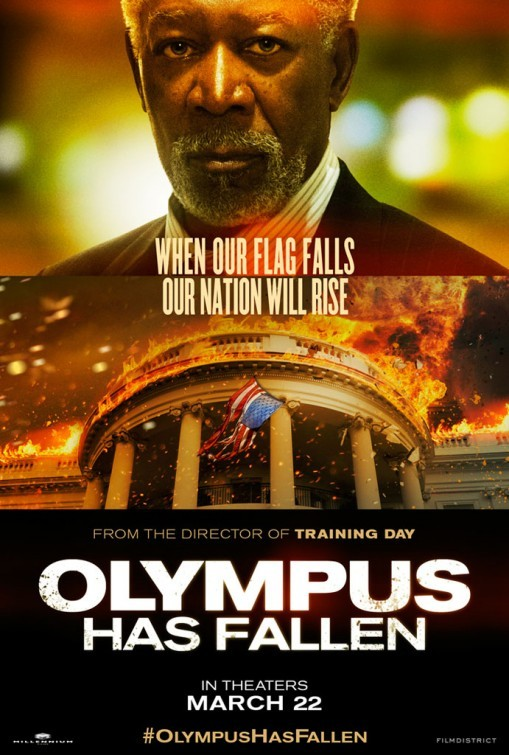 OLYMPUS HAS FALLEN Character Poster 07