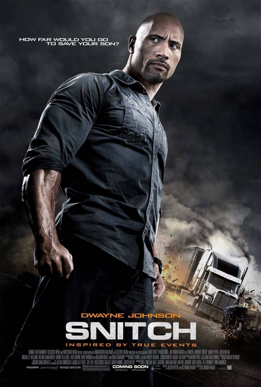 Snitch (2013) BluRay 1080p 5.1CH x264 1.4GB
