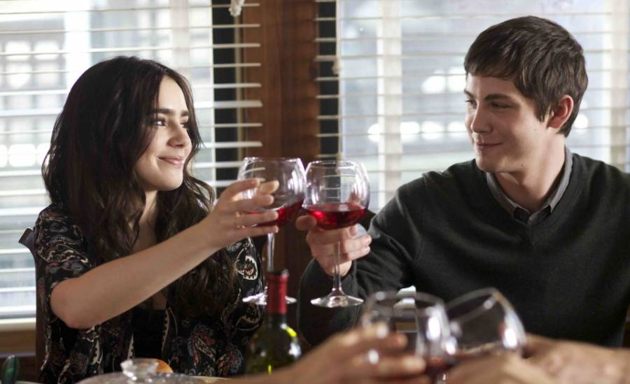 stuck in love writers trailer poster images