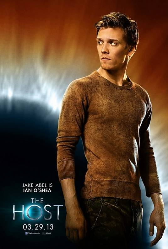 THE HOST Jake Abel Poster