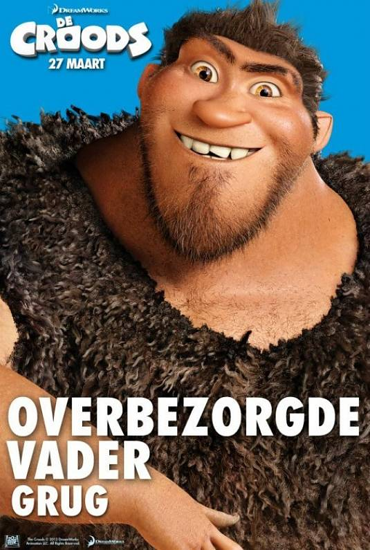 The Croods Poster 05