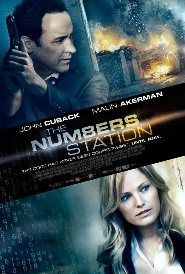 The Numbers Station affiche