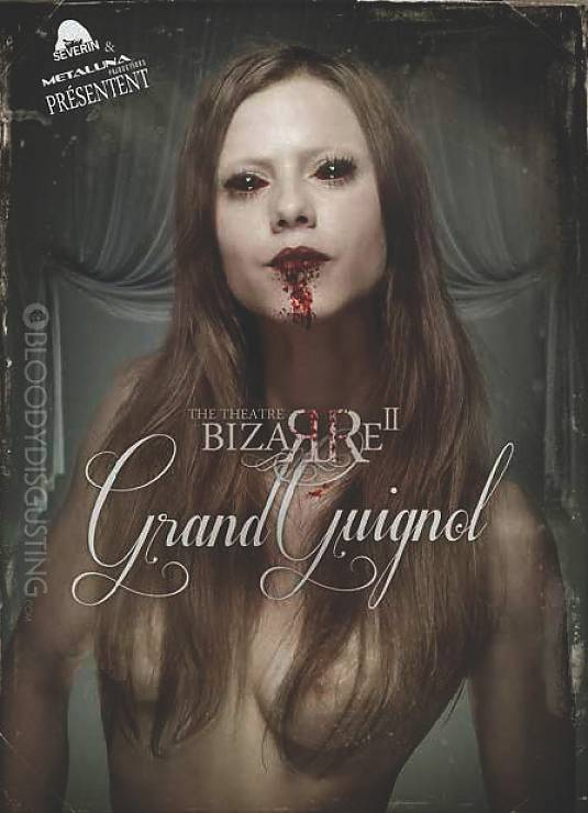 The Theatre Bizarre 2 Grand Guignol Promo