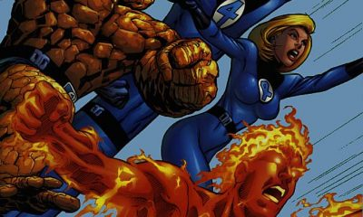 The Fantastic Four image
