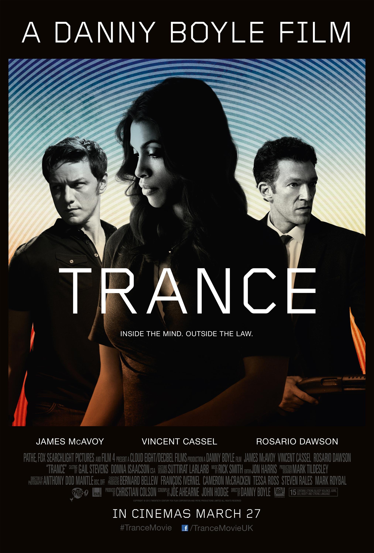 TRANCE Red Band Trailer - FilmoFilia