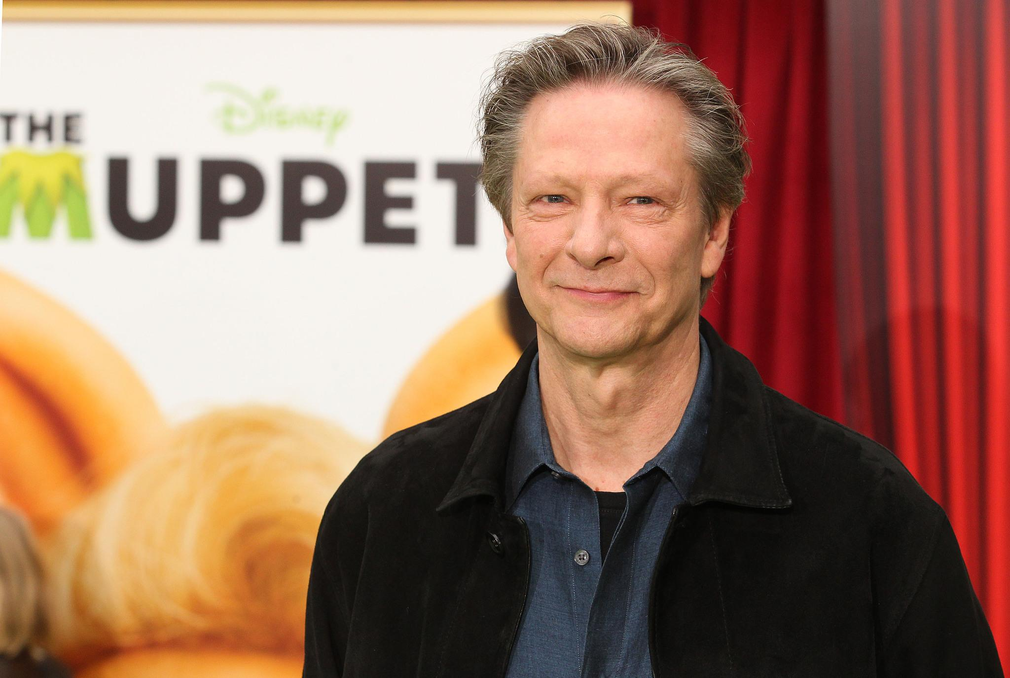 chris cooper height