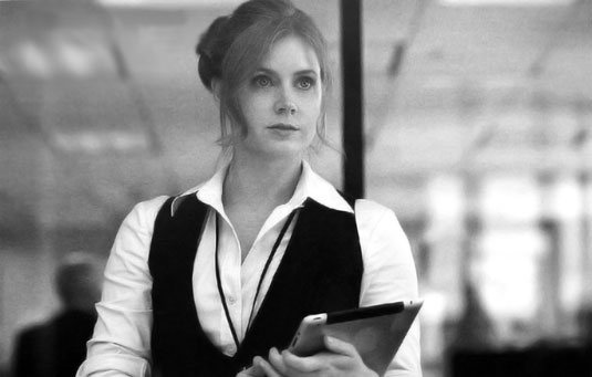 Man of Steel - Amy Adams as Lois Lane