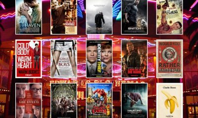 FEBRUARY 2013 Movie Releases