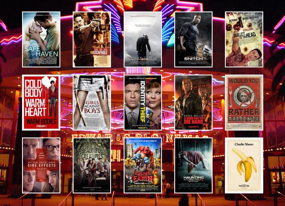List Movie To Watch