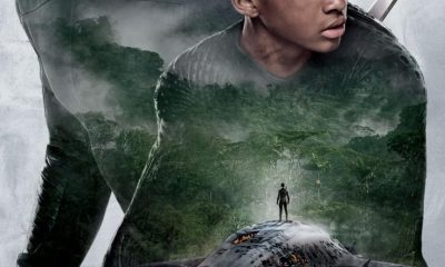 After Earth - International Poster