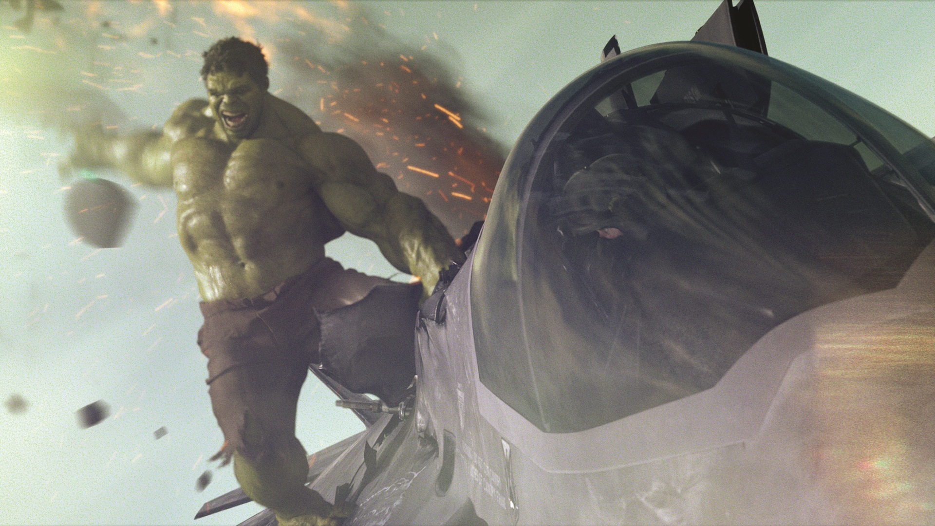 Mark Ruffalo Tweeted Current Prospects For HULK