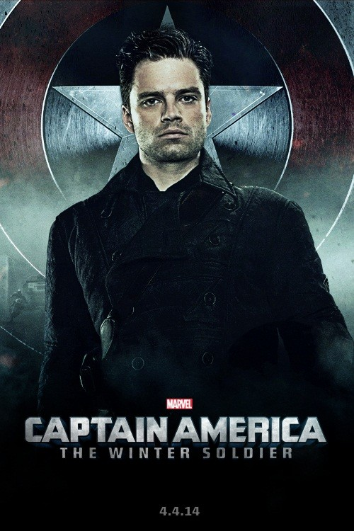 Captain America The Winter Soldier poster 6