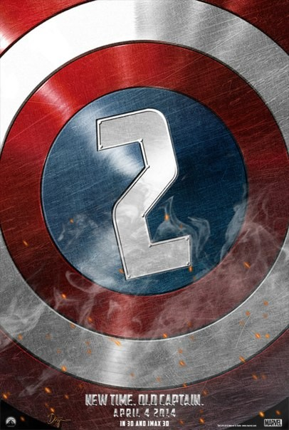 Captain America The Winter Soldier poster 8