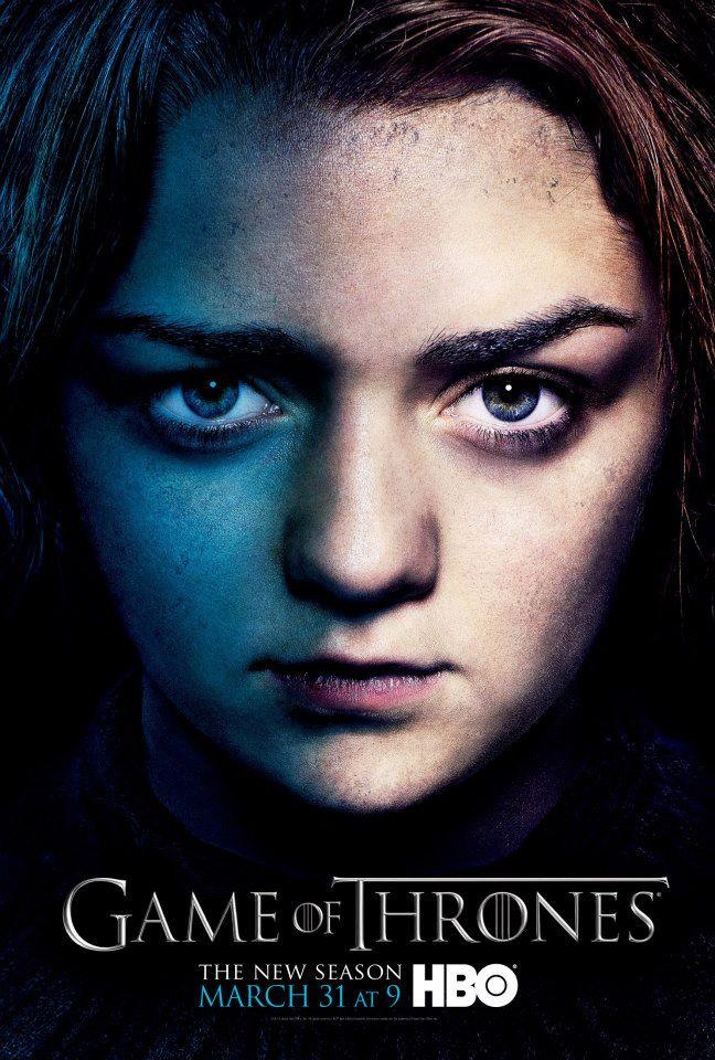 Game of Thrones Season 3 - Arya Stark