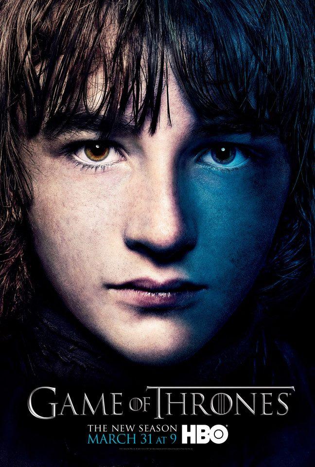 Game of Thrones Season 3 - Bran Stark