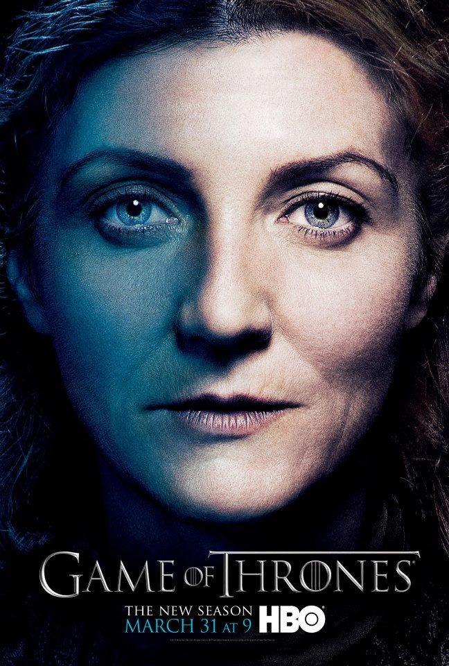 Game of Thrones Season 3 - Catelyn Stark