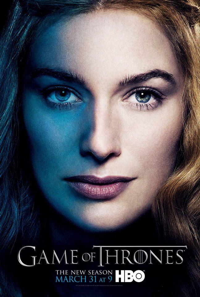 Game of Thrones Season 3 - Cersei Lannister