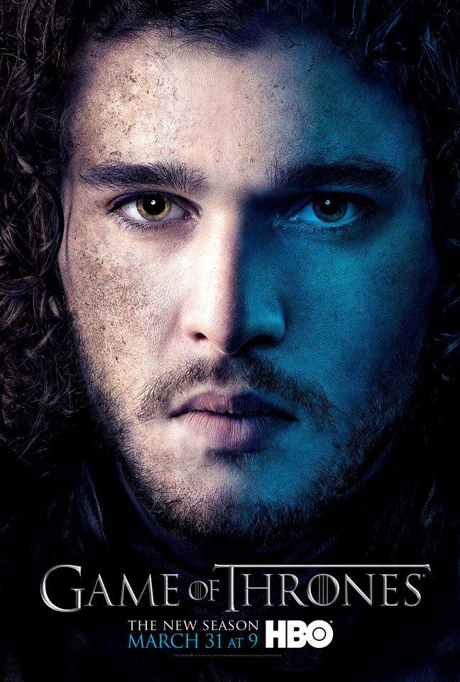 Game of Thrones Season 3 - Jon Snow