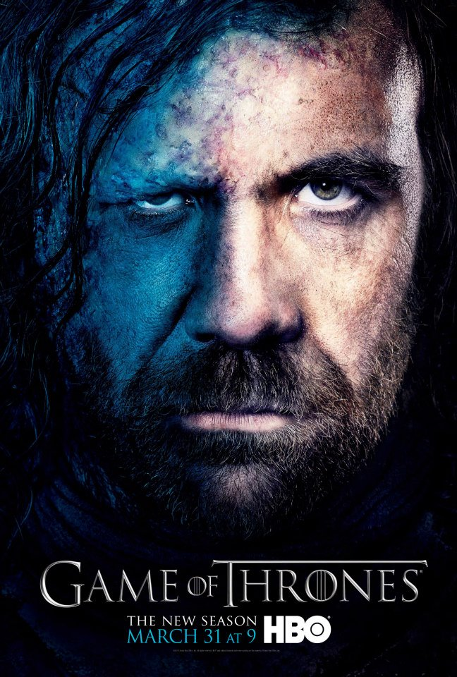 Game of Thrones Season 3 - The Hound