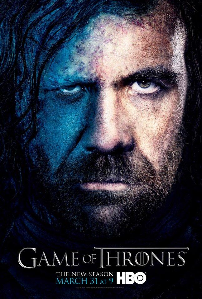 Game of Thrones Season 3 - The Hound