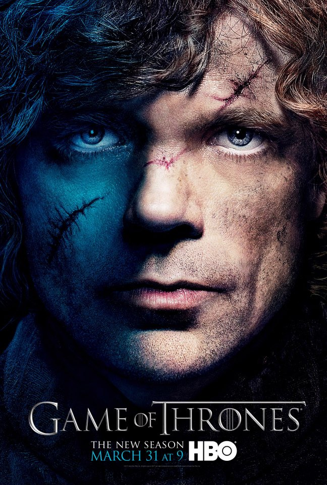 Game of Thrones Season 3 - Tyrion Lannister