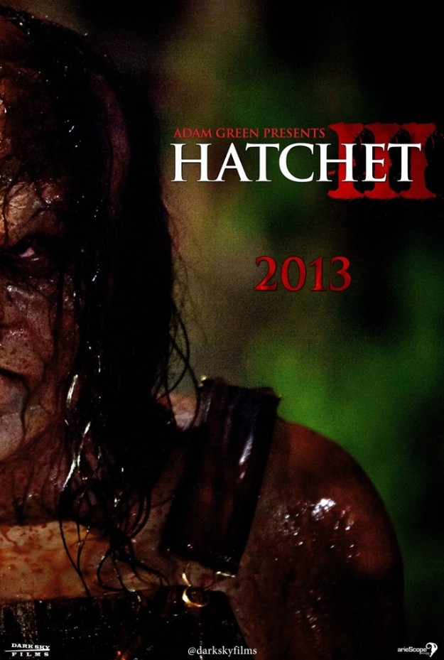 HATCHET III Teaser Trailer!