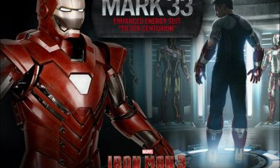 Iron Man 3, Mark 33