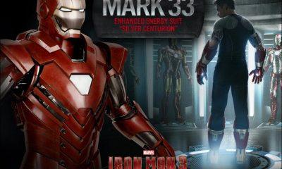 Iron Man 3, Mark 33