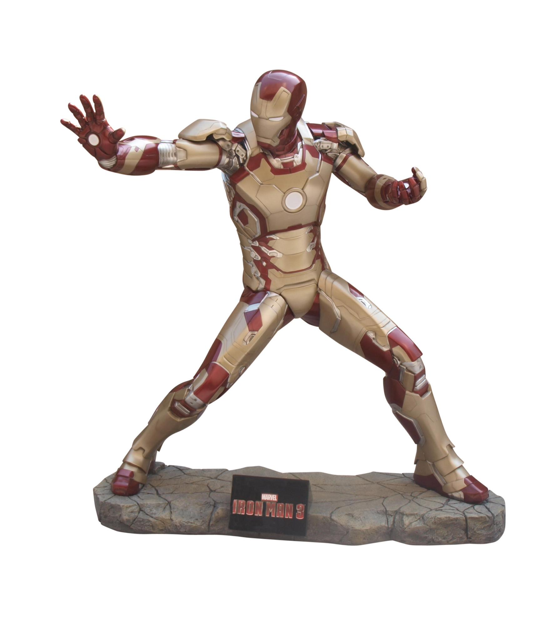Iron Man 3 figurine